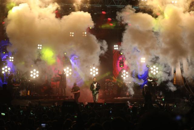 Bahar konserleri on binleri buluşturdu