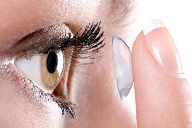Kontakt lens kullanımına dikkat!