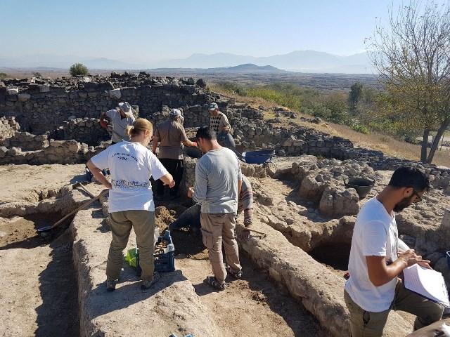 Büyük Hitit Kenti Kazılarında 12 Yıl…