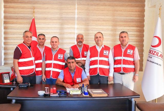 Türk Kızılayı Seyhan Şube 151.Yılı Kutluyor