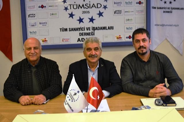 Kutluca; 'Adana'nın sorunlarına duyarlıyız'