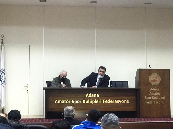ASKF'den Süper Amatör Lig istişare toplantısı