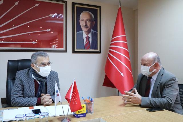 Esendemir'den yerel basına destek çağrısı