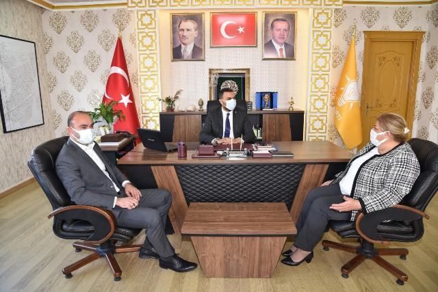"""Başkan Erdem:""""Güç birliği yapmalıyız"""""""