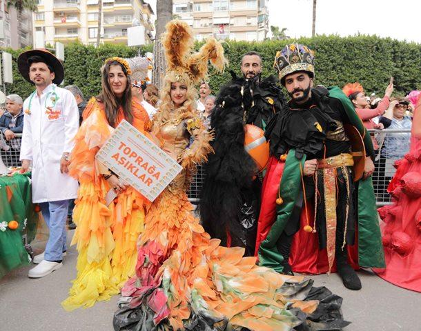 Portakal Çiçeği Karnavalı 1-4 Nisan'da online düzenlenecek