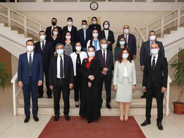 Ç.Ü'de '14 Mart Tıp Bayramı' Kutlandı