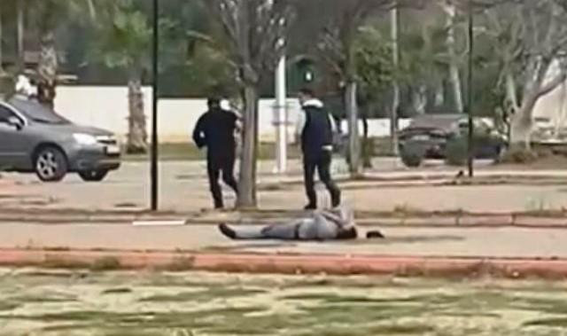 Boğazı kesilerek öldürülen sürücünün katilleri 20 dakikada yakalandı