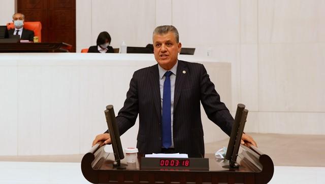 """Barut: """"Emekli ikramiyesi en az 2'şer bin lira olmalı"""""""