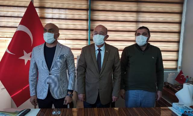 ÇUMED, Adana Bağımsız Milletvekili Koncuk'u Ağırladı