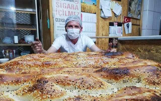 Ramazan'da ekmek israf ediliyor