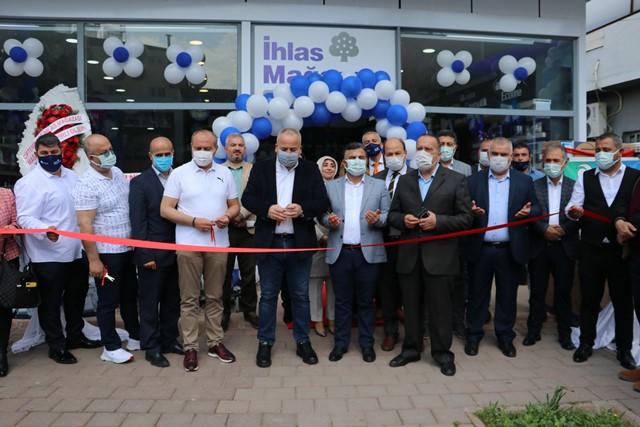 İhlas Mağazası, 115'inci mağazasını Yüreğir'de açtı