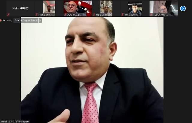 """Kılıç: """"Adana-Erbil uçak seferleri tekrar açılmalı"""""""