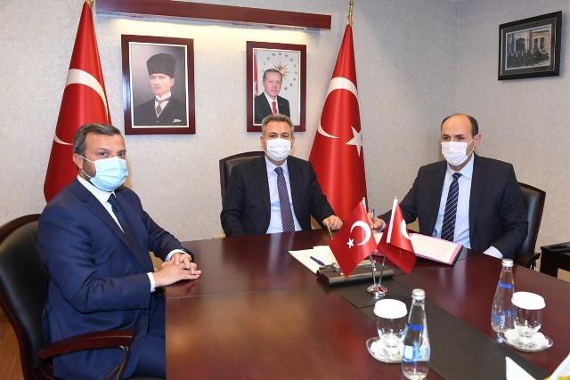 """Vali Elban: """"Adana'yı tıbbi ve aromatik bitki üretim merkezi haline getireceğiz"""""""