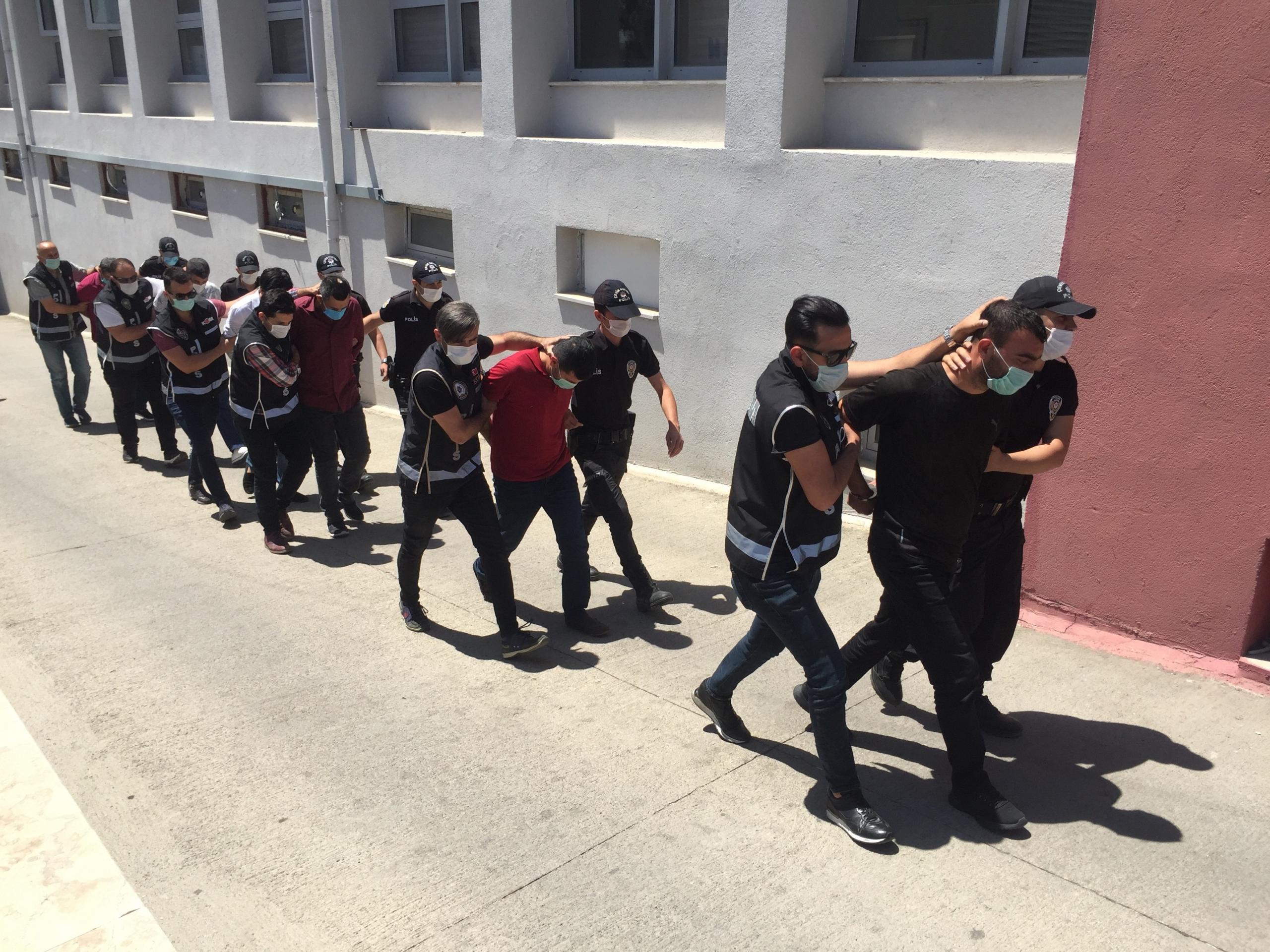 Organize Suç Örgütüne  4 Tutuklama