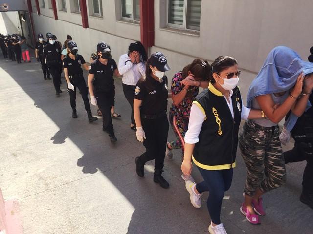 POLİS 'CONOCA'YI ÇÖZÜP ŞEBEKEYİ ÇÖKERTTİ