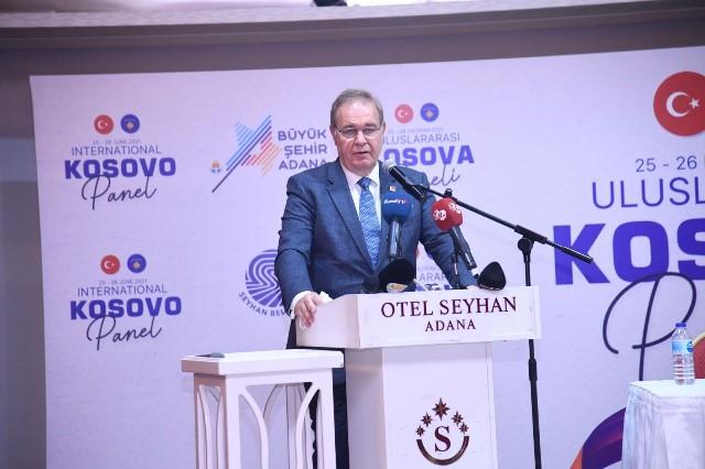 Uluslararası Kosova Paneli Adana'da yapıldı