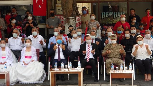 Kozan'da 101. Yıl Kurtuluş Coşkusu