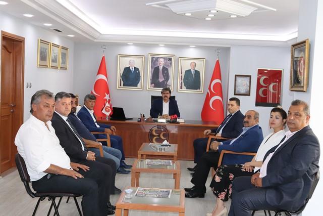 MHP Adana'nın hedefi büyük!