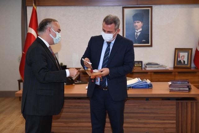 """Elban: """"Hedefimiz Adana'yı teknolojik yatırımların olduğu bir şehir yapmak"""""""
