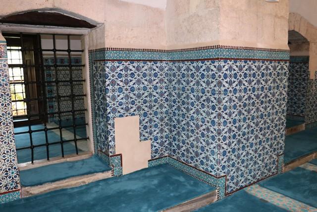 Adana'daki Ulu Camii'nin çinileri Hollanda'dan çıktı
