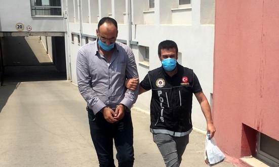 Adana'da 175 kilo 500 gram esrarla yakalanan zanlı tutuklandı