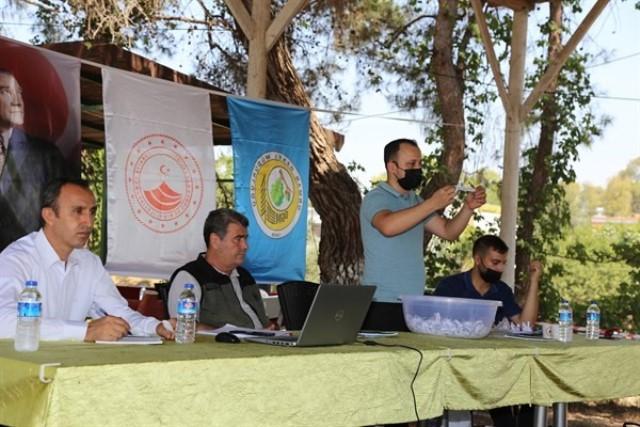 Adana'da 65 geçici işçi için kura çekimi yapıldı