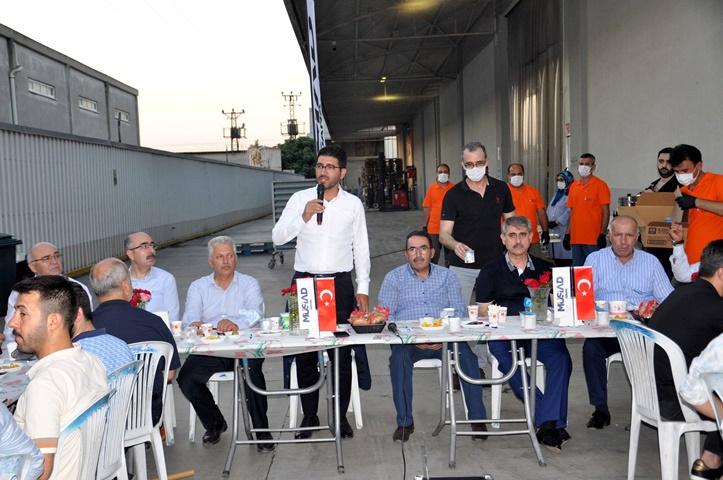 MÜSİAD Adana'dan 'Üye Buluşmaları' etkinliği