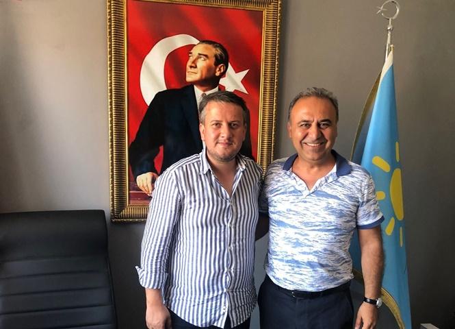 """Akça: """"Genel Başkanımız Akşener' İn Önderliğinde İyi Parti İktidara Yürüyor"""""""