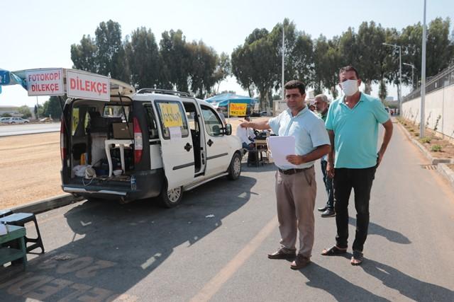 Adana'da adliye taşındı, arzuhalciler açıkta kaldı