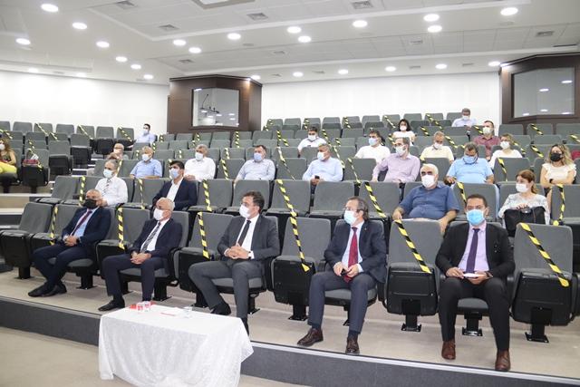 KÜSİ İl Planlama ve Geliştirme Kurulu Toplantısı Adana'da yapıldı