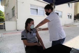 Yüreğir'de aşı seferberliği