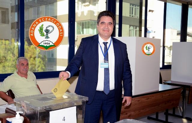 Adana Eczacı Odası (ADEO) 2020-2021 Genel Kurulu Yapıldı