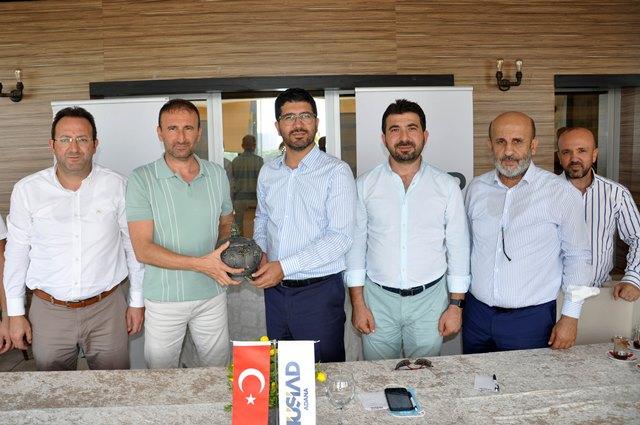 MÜSİAD çatısında Adana Kayseri iş birliği