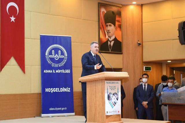 """Vali Elban: """"Camilerimiz hayatımızın her alanında olmalıdır"""""""