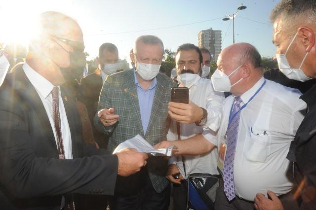 TGF VE ÇGC,  ERDOĞAN'DAN YEREL MEDYA'YA DESTEK İSTEDİ