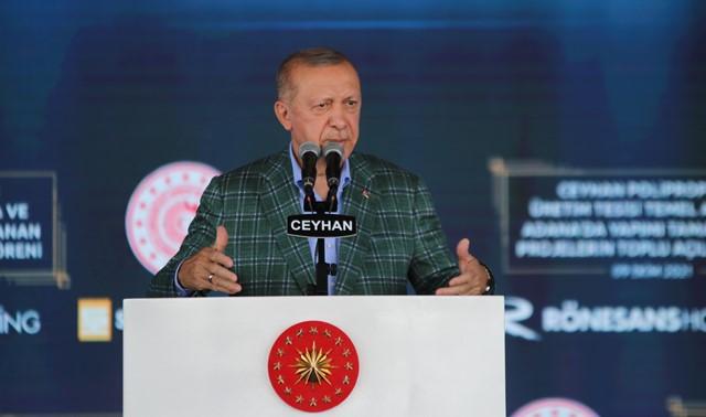 """""""TÜRKİYE'YE GÜVENİP YATIRIM YAPAN PİŞMAN OLMAZ"""""""