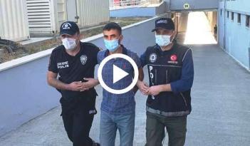 Evinde uyuşturucu sattığı öne sürülen zanlı tutuklandı