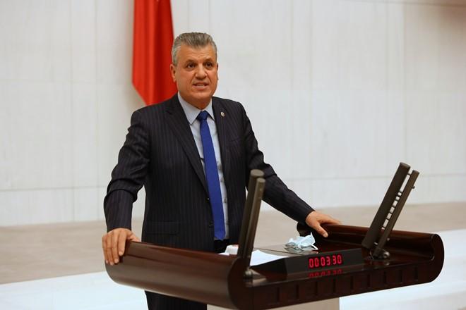 "BARUT: ""100 BİN ESNAF KEPENK İNDİRDİ"""