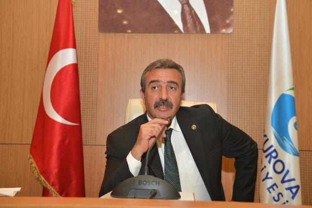"""Başkan Çetin: """"İftiracılarla yargıda hesaplaşacağız"""""""