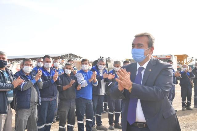 """Çetin: """"Temizlik işçileri için ne yapsak hakları ödenmez"""""""