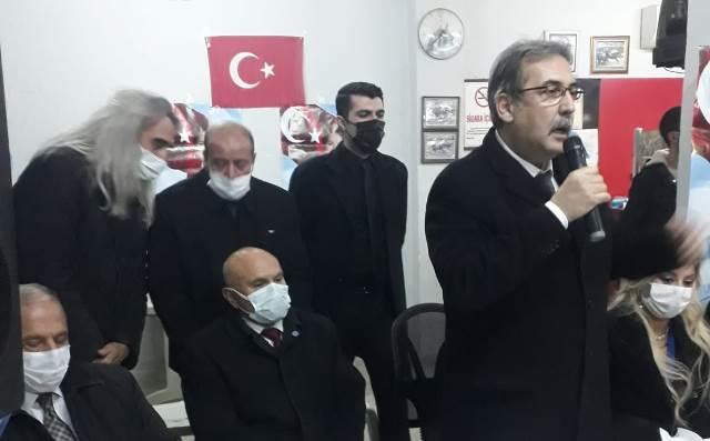 İYİ Parti'ye Meydan Mahallesinde Toplu Katılım