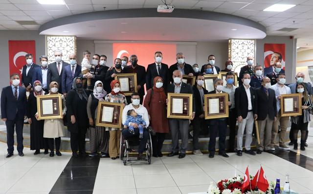 Adana'da Çanakkale Şehitleri anıldı