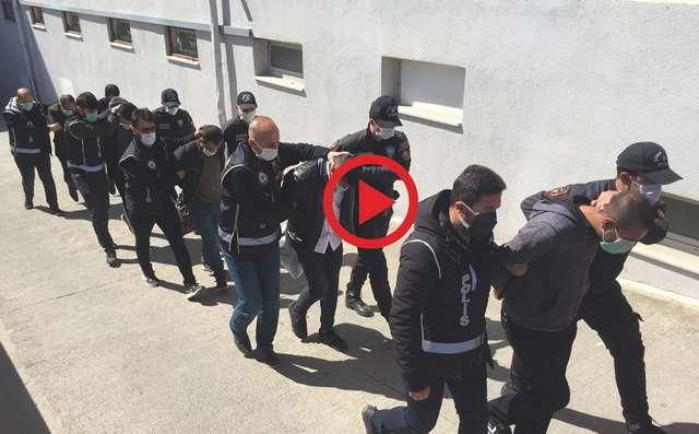 ADANA POLİSİ ÇETELERE GÖZ AÇTIRMIYOR