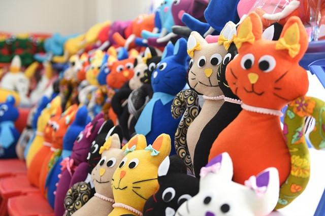 Kreşler oyuncak üretim atölyesine dönüştü