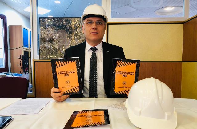 Maden Mühendislerinden 10 yıllık 'Maden Raporu'
