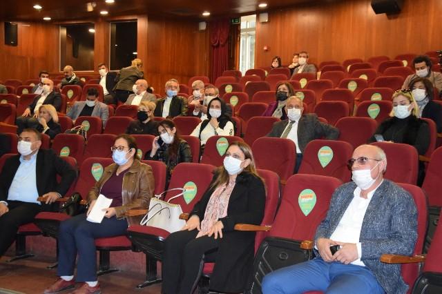 """AK Parti'li Tunç: """"Seyhan'ın arazileri işgal altında"""""""