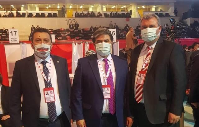 MHP MYK'da Adana'dan iki isim yer aldı