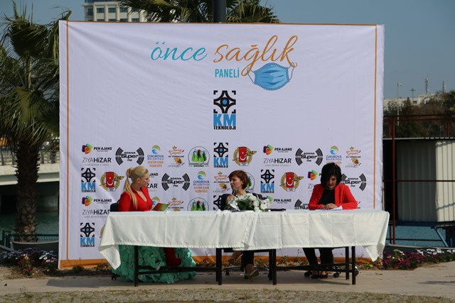 Adana'da 'Önce Sağlık' paneli düzenlendi