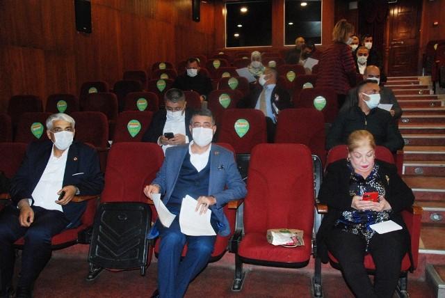 Seyhan Belediyesi'nde 5 madde daha kabul edildi