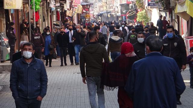 Vakaların arttığı Adana'da korkutan görüntüler